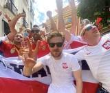 Znani i lubiani kibicowali Polsce w meczu z Hiszpanią. Piękny widok!