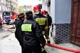 Tragiczny pożar w szczecińskiej kamienicy. Nie żyją 3 osoby