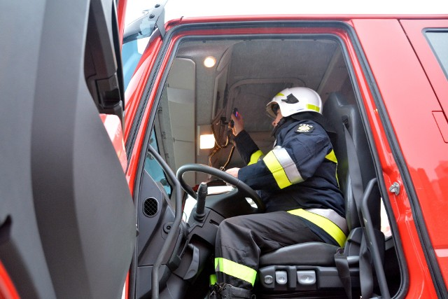 Po pożaru doszło w nocy z czwartku na piątek we we wsi Rogoźnica Kolonia w pow. bialskim