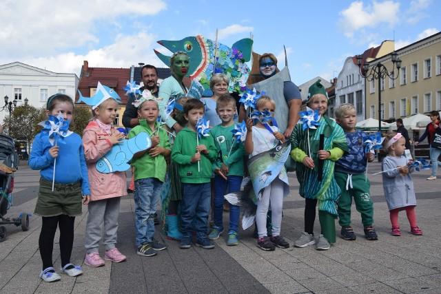 Parada Ryb na Dzień Herbu w Rybniku