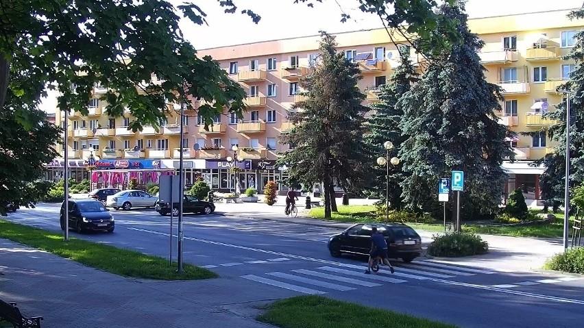 W Krośnie Odrzańskim prawie doszło do tragedii na przejściu...