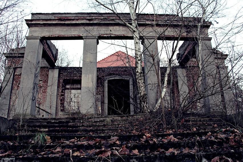 Na zdjęciu dwór w Niekarzynie został wybudowany w końcu...