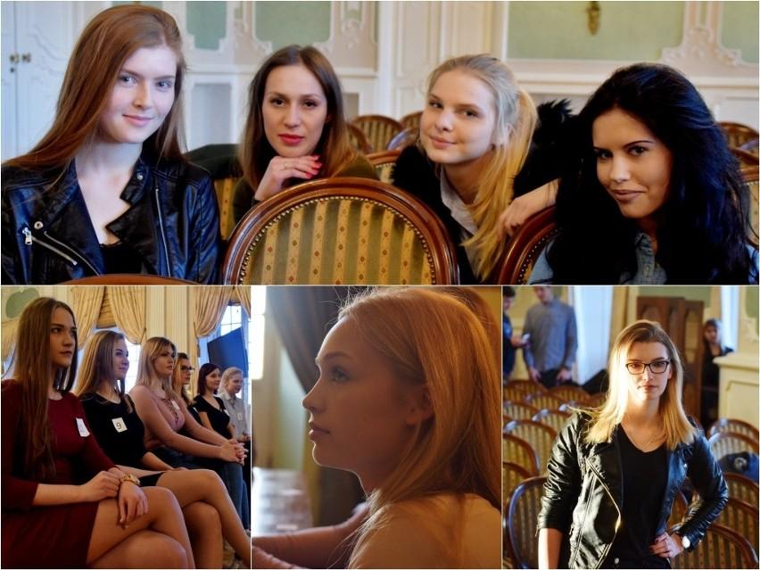 W sobotę Auli Magna Pałacu Branickich odbył się casting na...