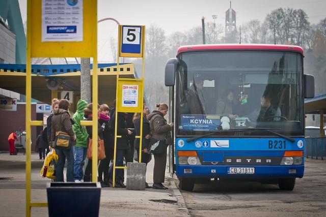 Do spółki PKS Bydgoszcz skargi na opóźnione kursy napływają regularnie. Winne temu są korki.