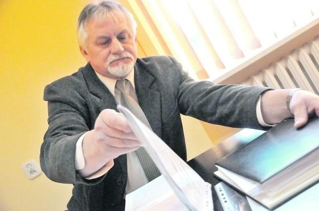 Wójt Ryszard Walkowiak w 2013 roku zarobił około 110 tys. zł
