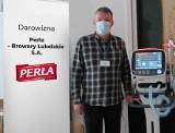 Dwa respiratory od Browaru Perła dla szpitali w regionie