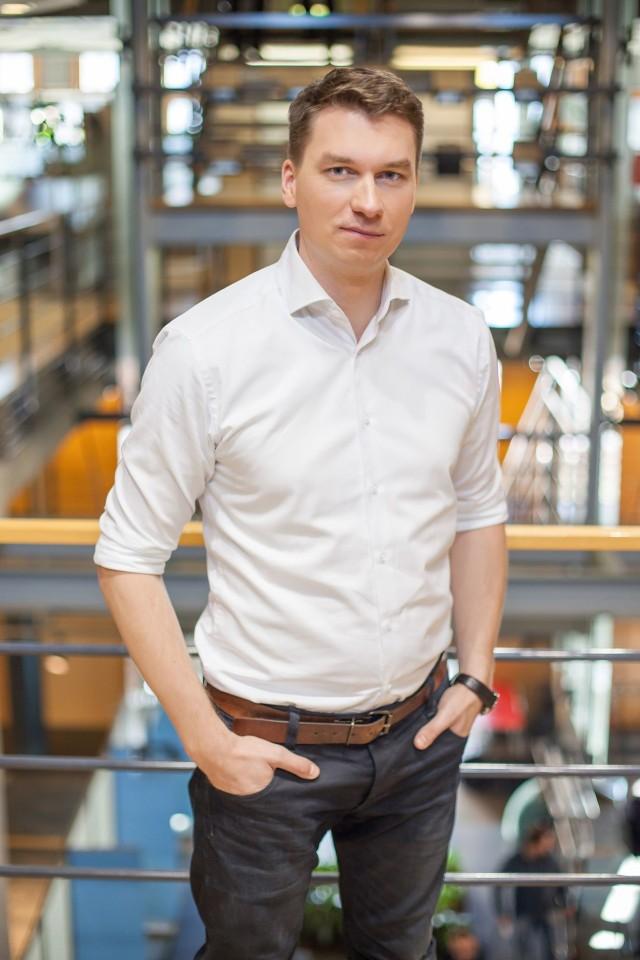 Sławomir Gąsiorowski, prezes Domiporta