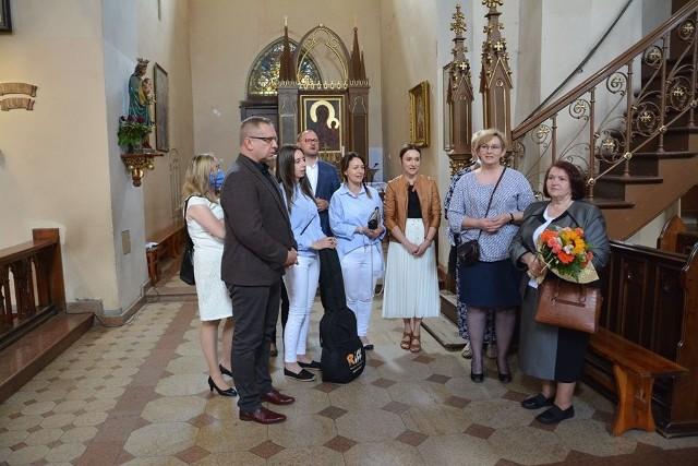 Uroczystość 20-lecia zespołu Caritas przy parafii pw. Podwyższenia Krzyża Święta w Sulechowie