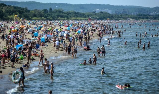 Czy plaże nad Bałtykiem latem będą wyglądać w ten sposób/