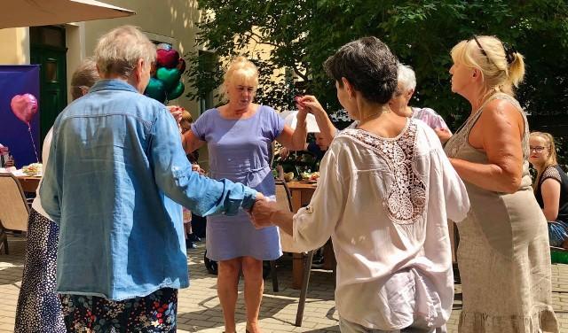 Piknik seniora, czyli uczta dla ducha i ciała, zorganizowany przez Centrum Usług Opiekuńczych w Zielonej Górze - 28 lipca 2021 roku