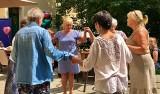 Piknik seniora w Zielonej Górze, czyli uczta dla ducha i ciała. Spotkały się osoby niepełnosprawne