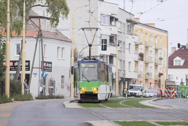 W weekend tramwaje linii numer 10 będą jeździły objazdem
