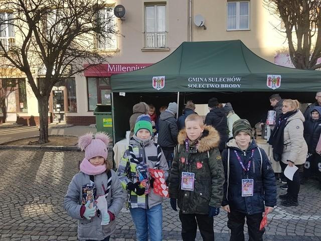 WOŚP 2020 Sulechów - zbiórka pieniędzy i atrakcje na placu Ratuszowym - 12 stycznia 2020 roku