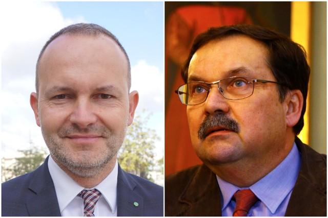 Krzysztof Hetman i Ryszard Montusiewicz