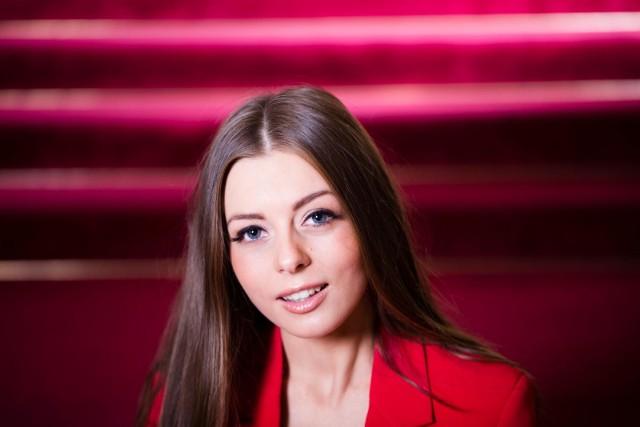 Katarzyna Samsonowa z Ukrainy, twarz Małopolski 2018.