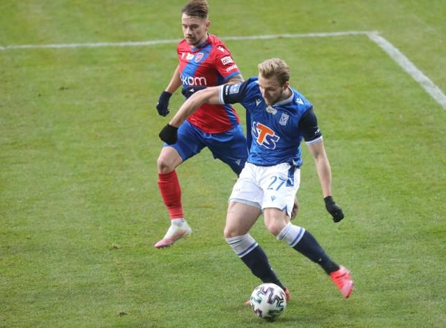 Tymoteusz Puchacz szczerze skomentował ostatnie miesiące w szatni Lecha Poznań oraz potwierdził doniesienia o potencjalnym transferze.