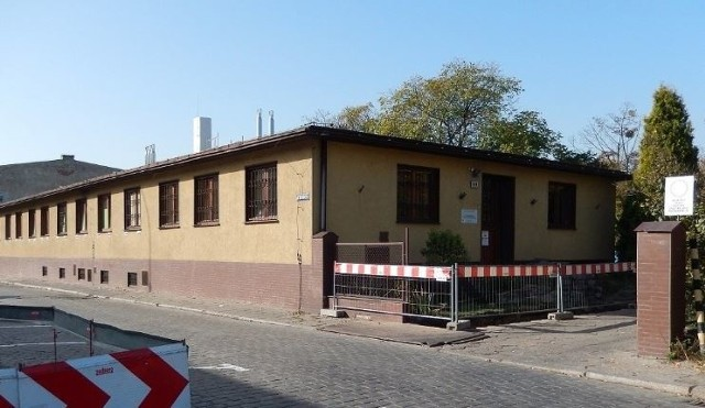Wrocławski Ośrodek Pomocy Osobom Nietrzeźwym przy ul. Sokolniczej.