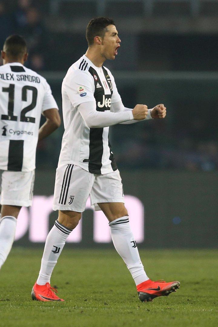 2120756dd Cristiano Ronaldo uratował Juventus. Piątek tym razem bez gola | Gol24