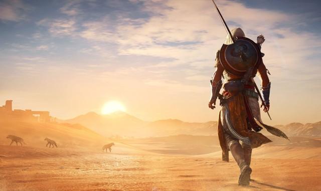 Assassin's Creed OriginsGra Assassin's Creed Origins ukaże się w polskiej, kinowej wersji językowej - na PC, PlayStation 4 i Xbox One - 27 października
