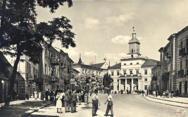 Ul. Królewska w Lublinie