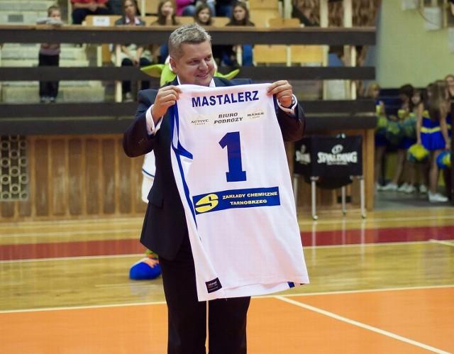 Norbert Mastalerz, były prezydent Tarnobrzega, obecnie radny miejski, powalczy o fotel prezesa Podkarpackiego Związku Piłki Nożnej.