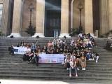 Uczniowie z Ciechocina odwiedzili stolicę Sycylii