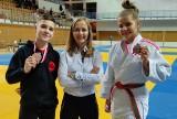 Historyczne medale Kuzushi Judo Kielce na mistrzostwach Polski młodzików w Poznaniu [ZDJĘCIA]