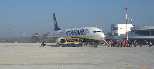 Już w lipcu Ryanair zapowiedział połączenie z Goleniowa do Krakowa i Rzeszowa. Nadal jednak nie będzie latał do Gdańska