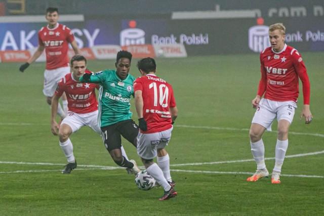 Ostatni mecz Wisła Kraków zagrała z Legią Warszawa w grudniu 2020 roku