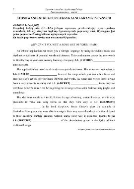 Matura 2014: język angielski, poziom rozszerzony [ARKUSZE