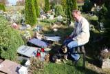 Cmentarz dla zwierząt przy ulicy Malowniczej w Łodzi