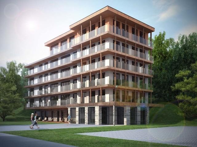 Pierwszy etap tej inwestycji, w którym powstanie 96 apartamentów w trzech budynkach, dobiegnie końca w czwartym kwartale 2017 r.