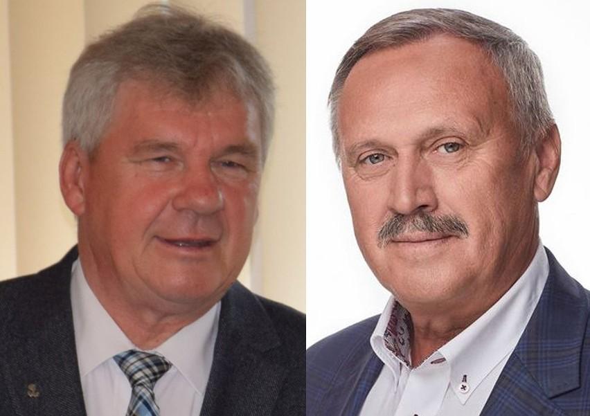 Od lewej: Robert Mamątow i Tadeusz Nalewajk