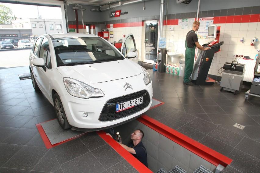Rewolucja w przeglądzie technicznym samochodu
