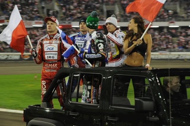Pięć poprzednich rundy mistrzostw świata przyciągało na Motoarenę komplet widzów.
