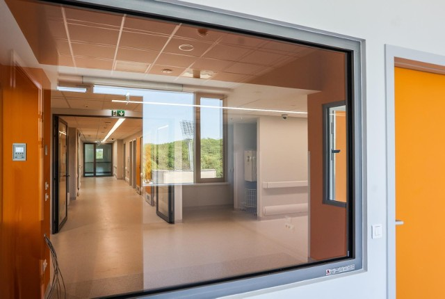 Trwająca od roku 2015 inwestycja związana z budową Centrum Medycyny Nieinwazyjnej została zakończona