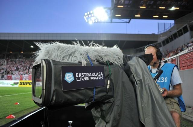 Producentem sygnału z meczów ekstraklasy jest firma Live Park.