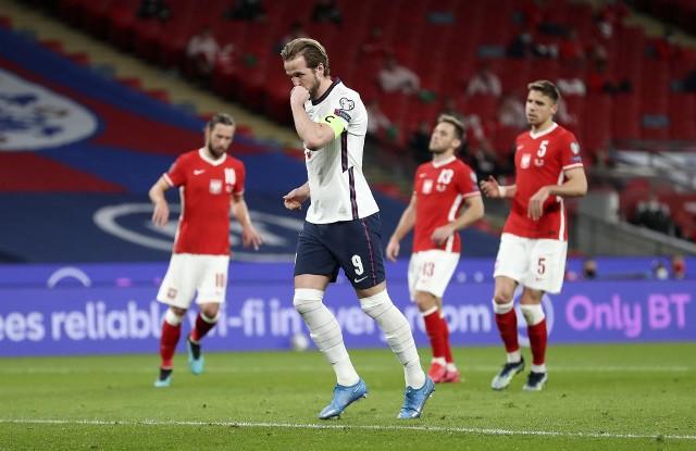 Gol Modera nie wystarczył. Porażka z Anglią na Wembley