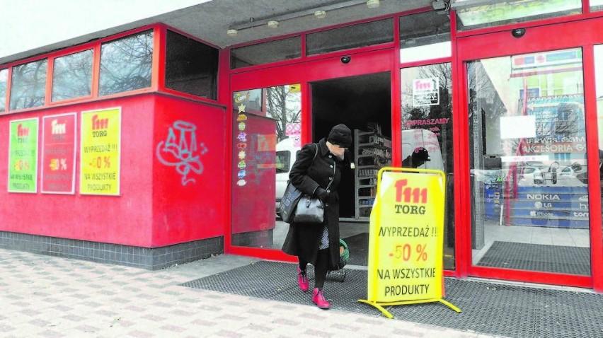 bb5fb784 Wczoraj sklep Torg w Koszalinie był otwarty już po raz ostatni ...