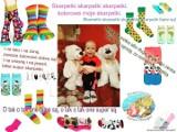 Ania z Lipna zachęca do oddawania kolorowych skarpetek dla chorych dzieci