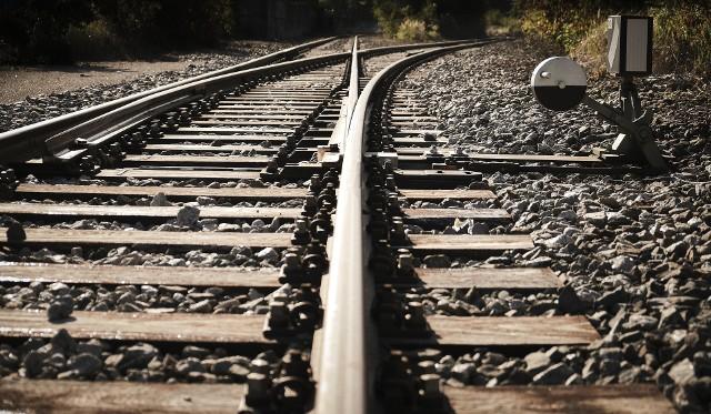 Pociągi znalazły się na tym samym torze.