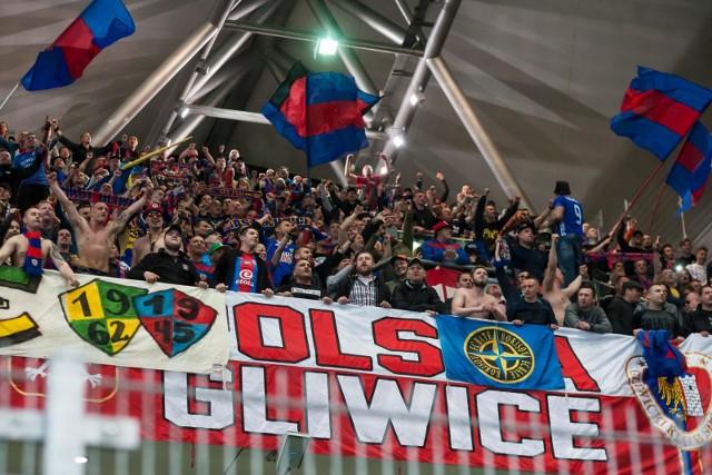 Legia - Piast 0:1. Fornalik ograł mistrzów! Kibice Piasta gliwice udowodnili, że mogą wydatnie pomóc piłkarzom
