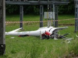 Tragiczne zderzenie szybowców w Pile - w wypadku zginął jeden z pilotów, drugi właśnie został uniewinniony