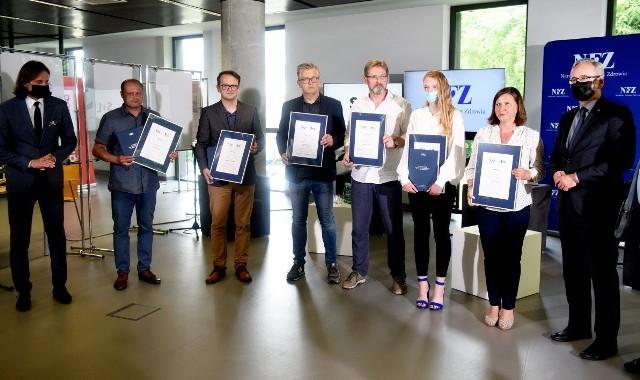 Laureaci konkursu NFZ i SDL