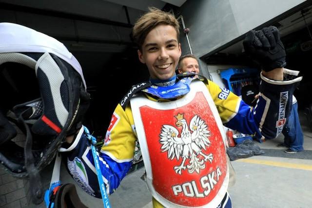 Oskar Paluch, żużlowiec Stali Gorzów, wygrał finałowy turniej Youth Speedway Cup.