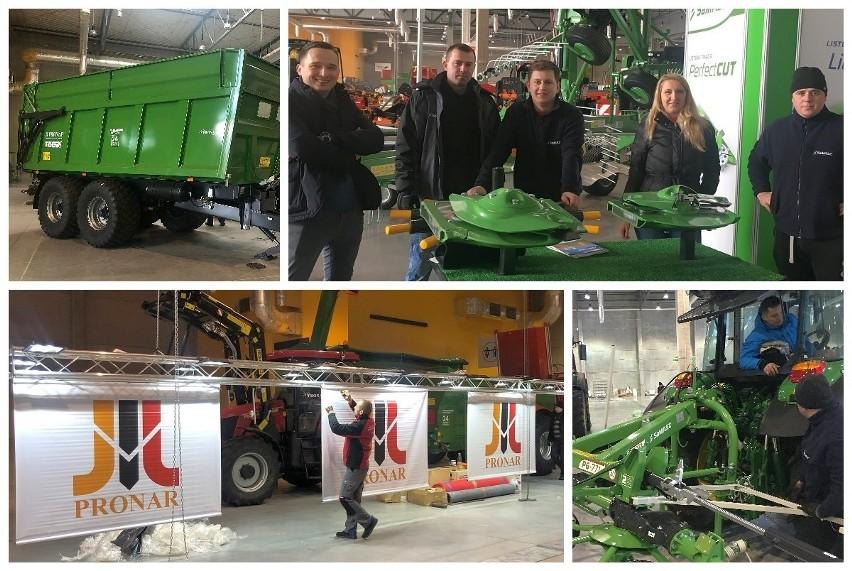 Podlascy producenci maszyn rolniczych i komunalnych - Pronar...