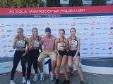 Osiem medali zawodników z województwa lubelskiego podczas lekkoatletycznych mistrzostw Polski juniorów U-20