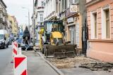Bydgoskie chodniki do remontu - drogowcy zaczęli prace [zdjęcia]