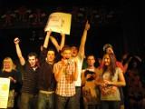 Uczniowie ze Strzelec na żarty powalczyli o nagrody