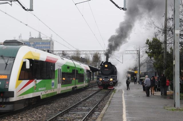 Polregio i Intercity na trasie Zielona Góra - Zbąszynek od 16 marca będą uruchamiały komunikację zastępczą